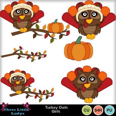 Turkey_owls_girls--tll