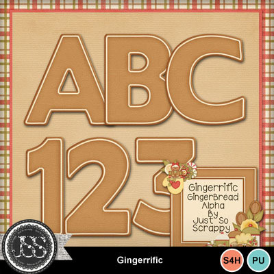 Gingerrific_alphabet