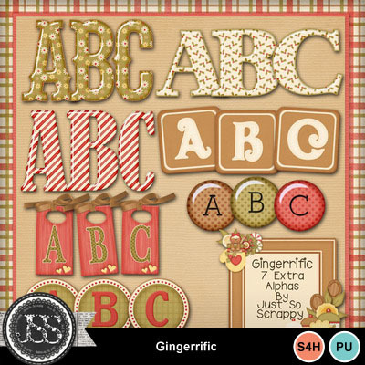Gingerrific_alphabets