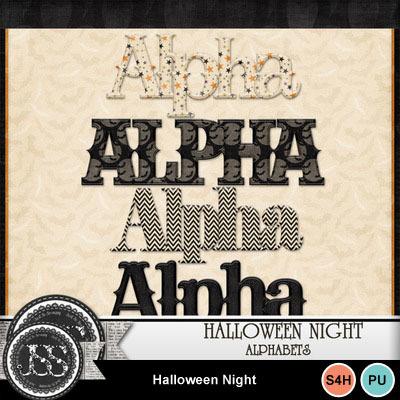 Halloween_night_alphabets