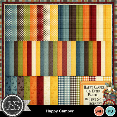 Happy_camper_pattern_papers
