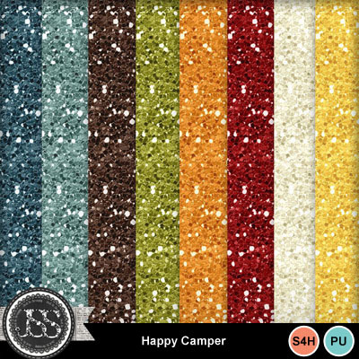 Happy_camper_glitter_papers