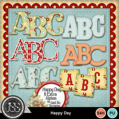 Happy_day_alphabets