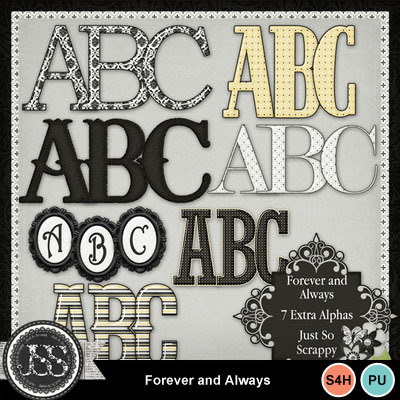 Forever_ad_always_alphabets