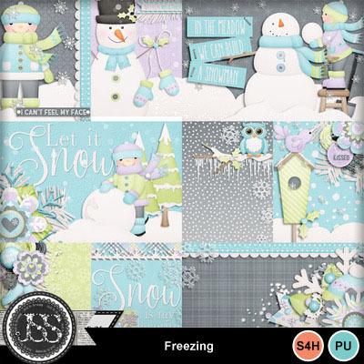 Freezing_3d_pocket_scrap_cards