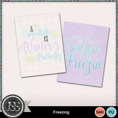Freezing_pocket_scrap_cards_freebie