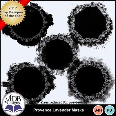 Provencelavender_masks