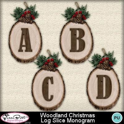 Woodlandchristmas_logslicemonogram1-1
