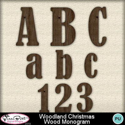 Woodlandchristmas_woodmonogram1-1