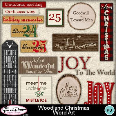 Woodlandchristmas_wordartpack1-1
