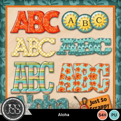Aloha_alphabets