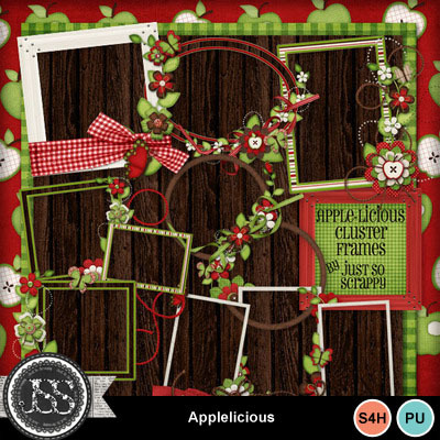 Applelicious_cluster_frames