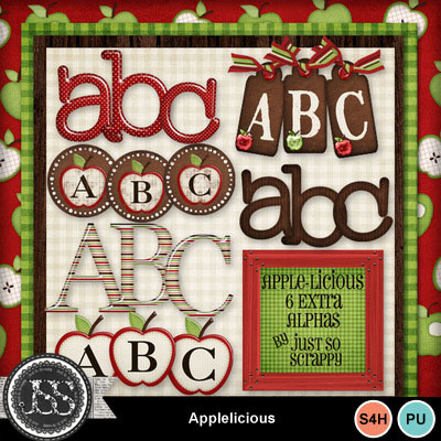 Applelicious_alphabets