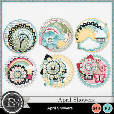 April_showers_cluster_seals