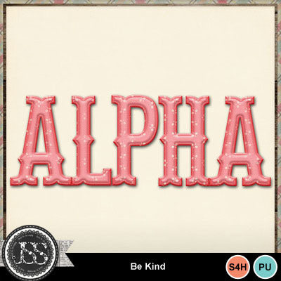 Be_kind_alphabet