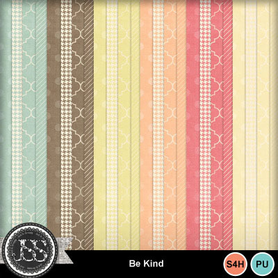 Be_kind_pattern_papers