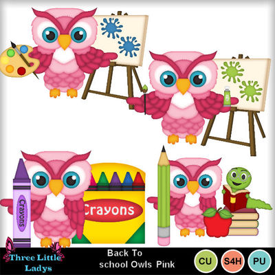 Back_to_school_owls--tll-pink