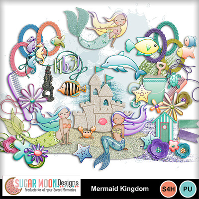 Sugarmoon_mermaidkingdom_elements