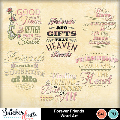 Forever_friends_word_art-1