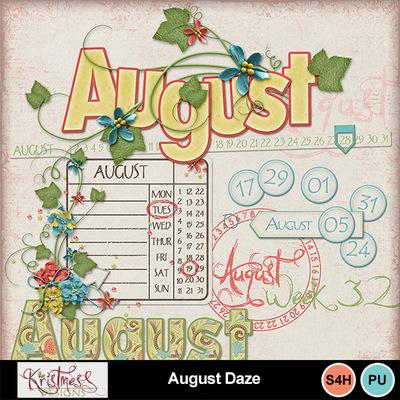 Augustdaze_dates