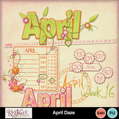 Aprildaze_dates