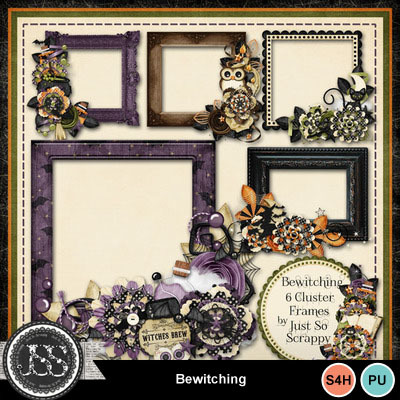 Bewitching_cluster_frames
