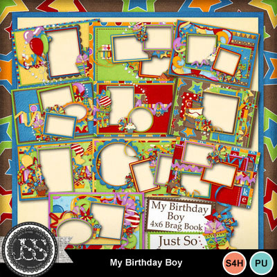 My_birthday_boy_brag_book