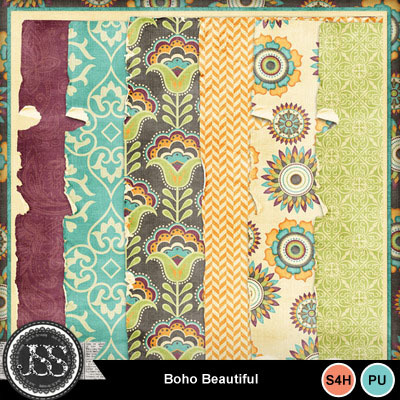 Boho_beautiful_worn_papers