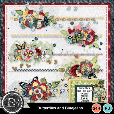 Butterflies_and_bluejeans_cluster_stitches
