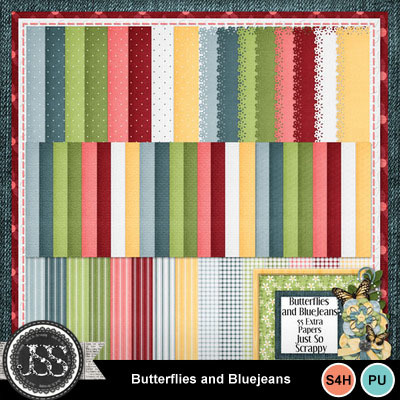 Butterflies_and_bluejeans_pattern_papers