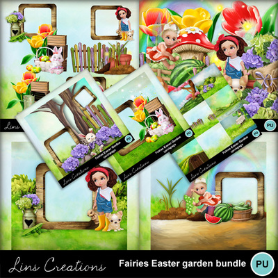 Fairieseastergardenbundle