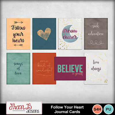 Followyourheartcards