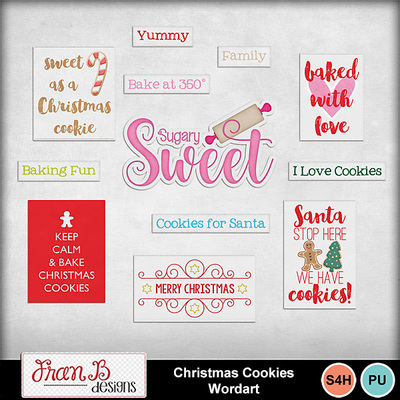 Christmascookieswordart1