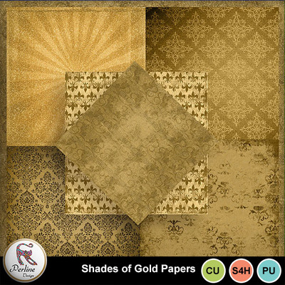 Mm-goldpapers