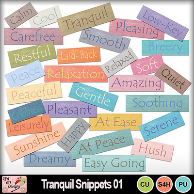 Tranquil_snippets_preview