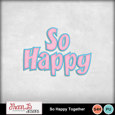 Sohappytogether4