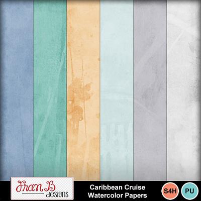 Caribbeancruisewatercolors1