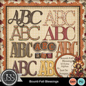 Bountifall_alphabets_small
