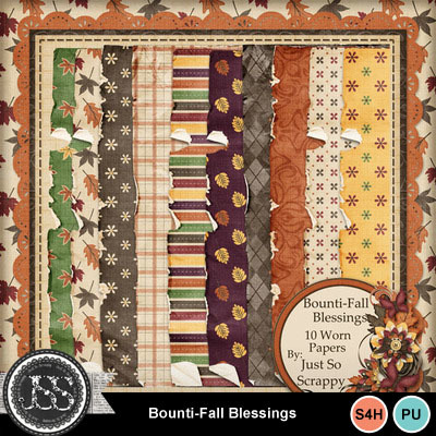 Bountifall_worn_papers