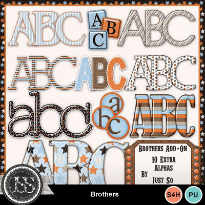 Brothers_alphabets