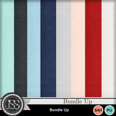 Bundle_up_embossed_papers