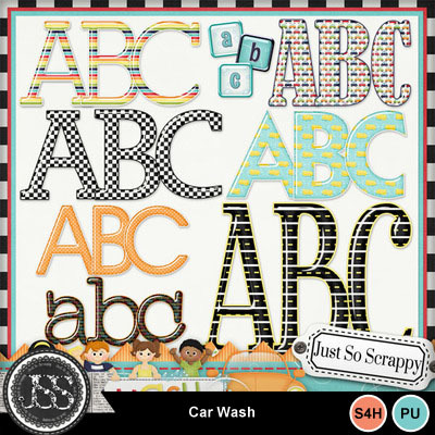 Car_wash_alphabets