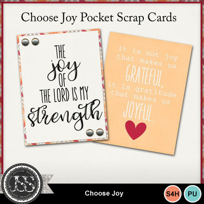 Choose_joy_scrap_cards