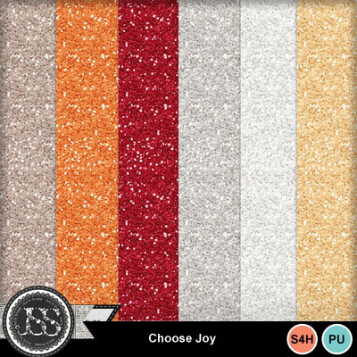 Choose_joy_glitter_papers