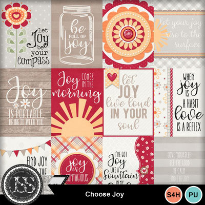 Choose_joy_pocket_scrap_cards