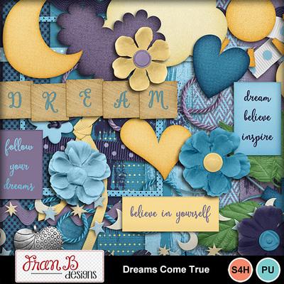 Dreamscometrue4