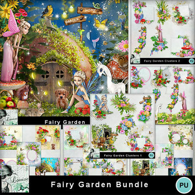 Louisel_fairy_garden_pack_preview