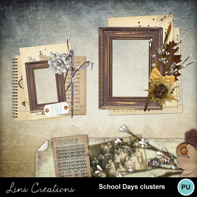 Schooldaysclusters1