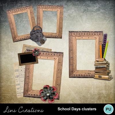 Schooldaysclusters2