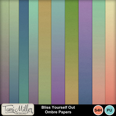 Bliss_yourself_out_ombre_papers